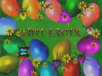 Easter Word Search Puzzle Game