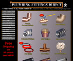 'Plumbing Fittings' - PlumbingFittingsDirect.com ranking in the top 3 of Google