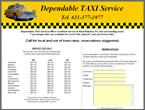 'West Babylon Taxi' - DependableTaxiService.com found on Google Maps top 10