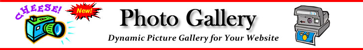 online photo gallery software